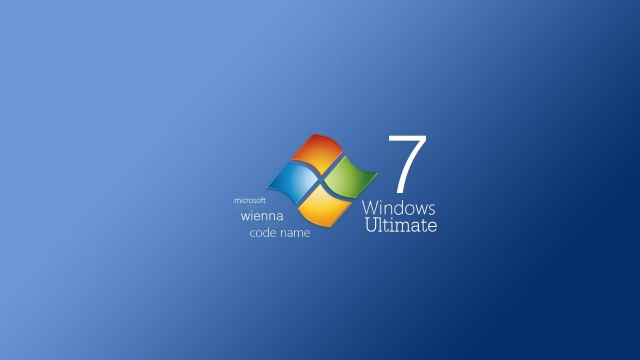 Windows 7 wienna