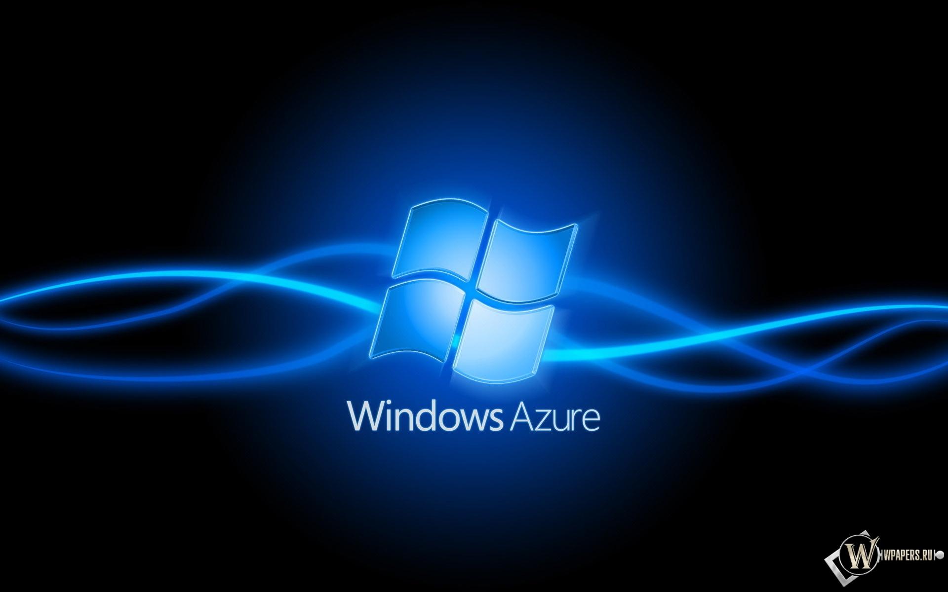 Windows Azure 1920x1200