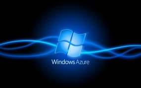 Обои Windows Azure: Синий, Чёрный, Windows, Windows