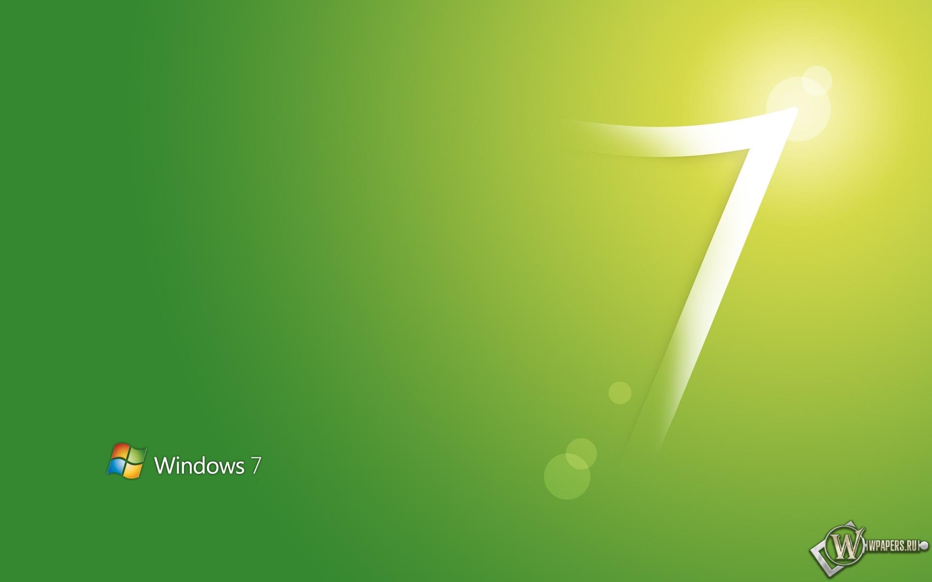 Windows 7 1920x1200