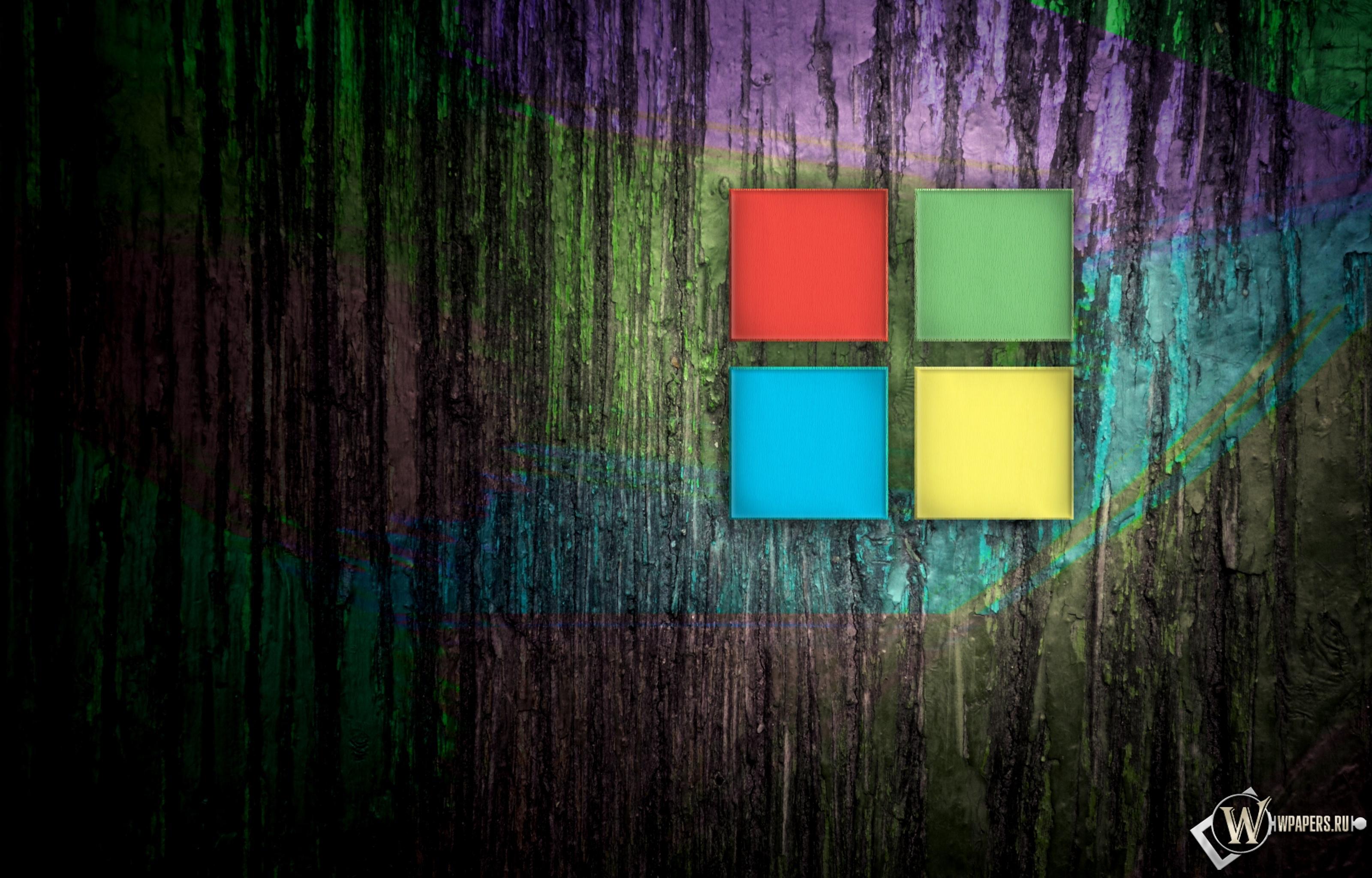 Windows старая краска 3200x2048