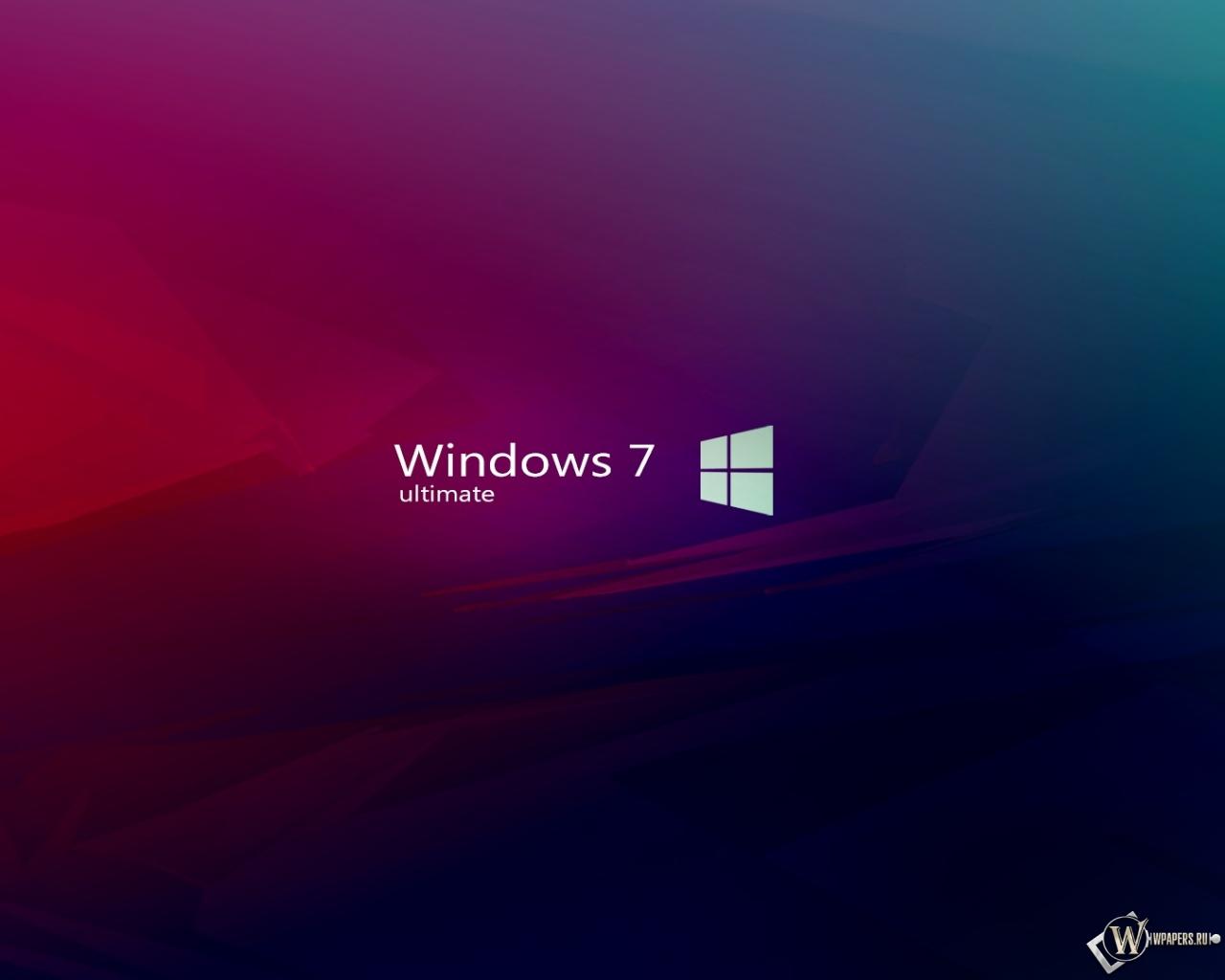 Windows 7 1280x1024