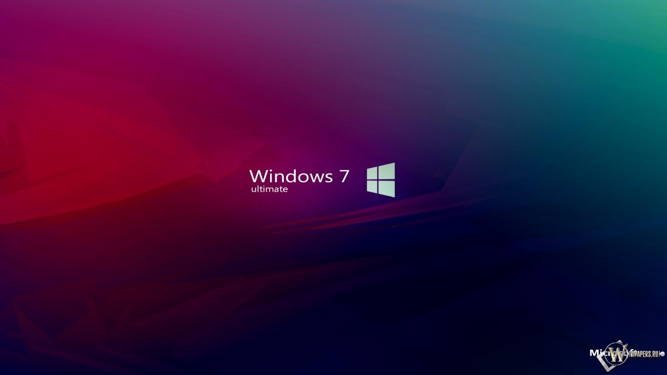 Windows 7 1366x768
