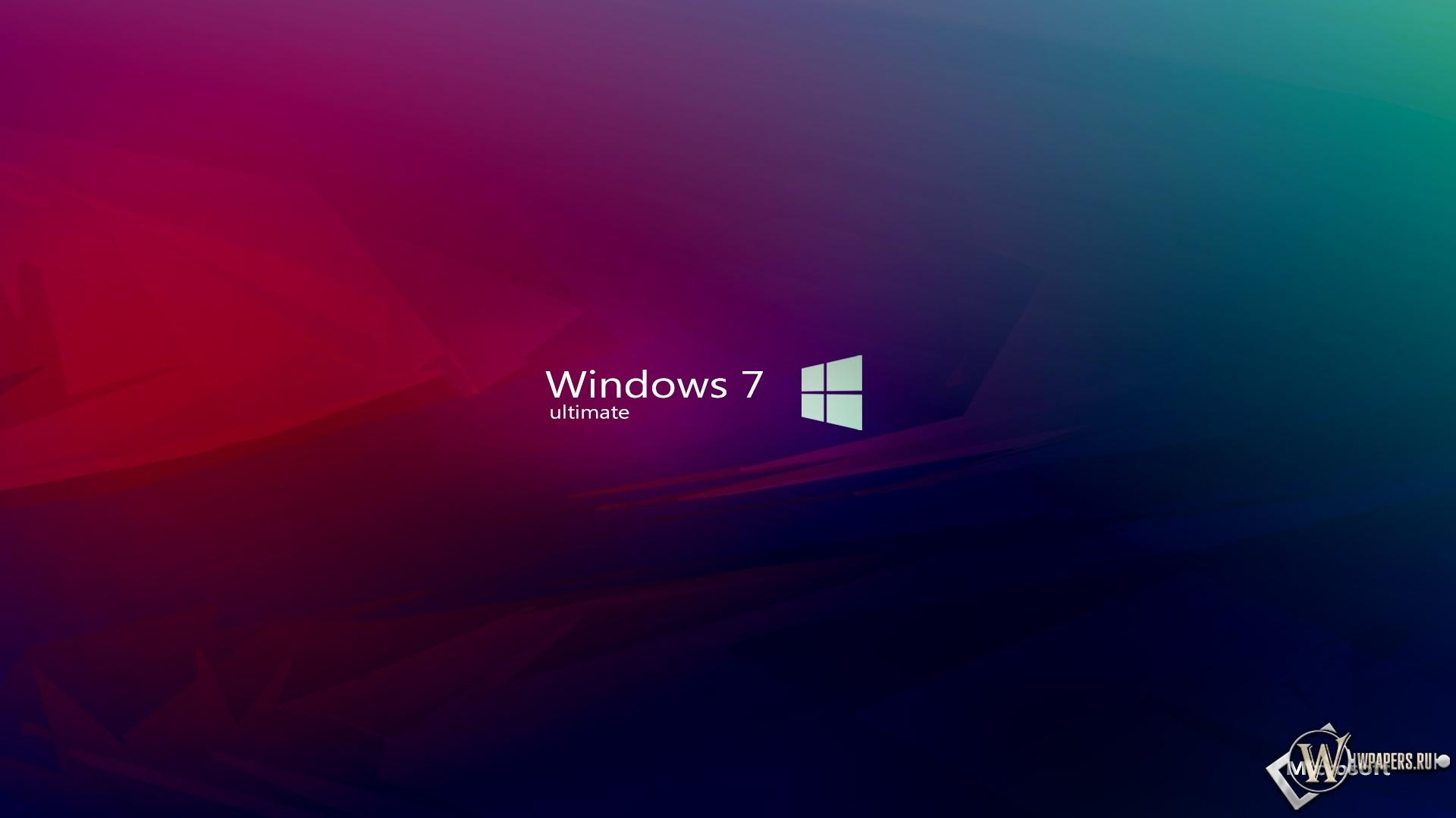 Windows 7 1920x1080