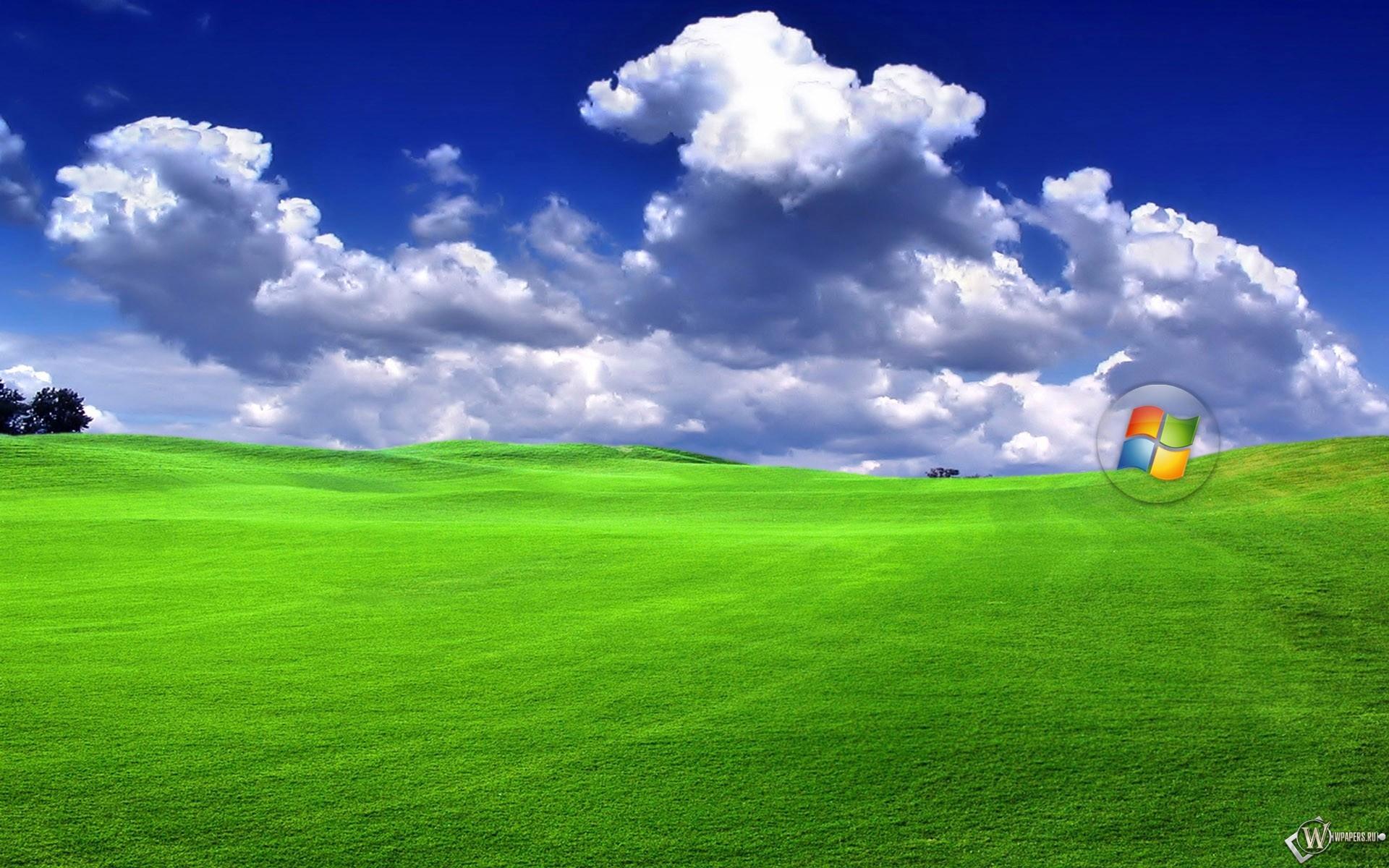Vista облака 1920x1200