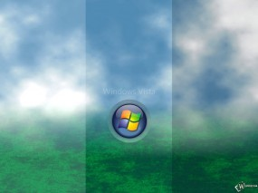Обои Vista сумерки: Сумерки, Windows Vista, Windows