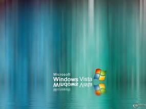 Обои Vista вода: Вода, Windows Vista, Windows
