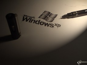 Windows XP pencil