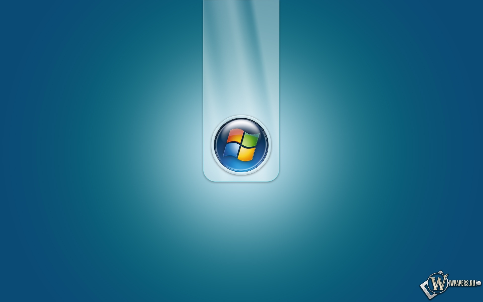 Windows 7 lock 1920x1200