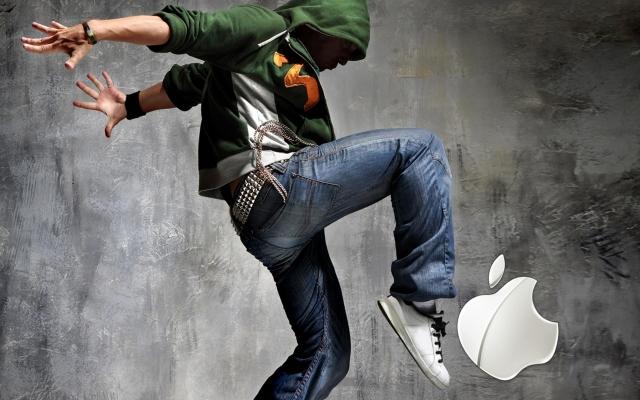 Танцы с Apple