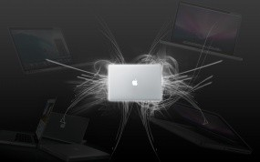 Обои MacBook wallpaper: MacBook, Apple