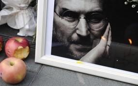 Обои Стив Джобс (Steve Jobs) - Навсегда с нами: Apple, Стив Джобс, Steve Jobs, Apple