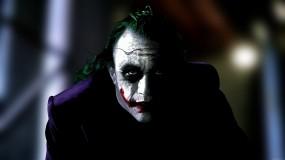 Обои Джокер: Лицо, Джокер, Клоун, Фильмы