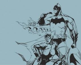 Обои Бэтмен: Бэтмен, Фильм, Мультфильмы