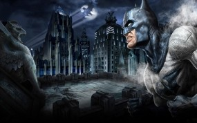 Обои Бэтмен: Ночь, Бэтмен, Фильм, Мультфильмы