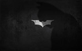 Обои Бэтмен: Тень, Логотип, Бэтмен, Фильм, Фильмы