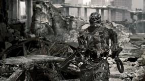 Обои Терминатор 2 Судный день: Город, Фильм, Терминатор, Фильмы