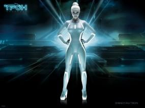 Обои Tron Legacy: Фильм, Трон, Фильмы