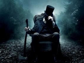 Обои Президент Линкольн: Охотник, Фильм, Вампир, Фильмы