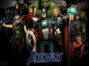Обои Мстители: Фильм, Мстители, Фильмы