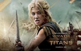 Обои Гнев титанов: Фэнтези, Фильм, Фильмы