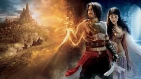 Обои Принц Персии Пески времени: Фэнтези, Приключения, Фильм, Фильмы