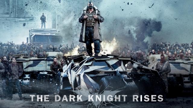 Темный рыцарь Возрождение легенды