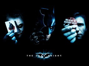 Обои Бэтман: Джокер, The Dark Knight, Бэтмен, Фильмы