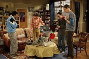 Обои Теория большого взрыва: Робот, Теория большого взрыва, The Big Bang Theory, Сериалы