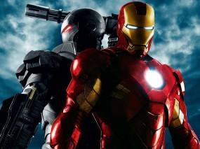 Обои Железный человек 2: Металл, Оружие, Железный человек 2, Фильмы