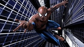 Обои Спайдермен: Спайдермен, Spider-Man, Фильмы