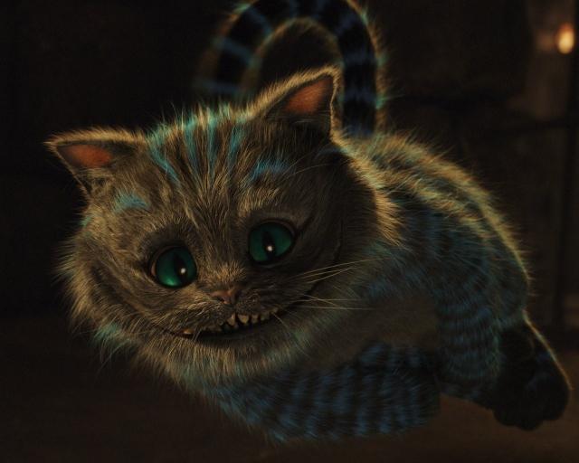 Кот из фильма Алиса в Стране чудес