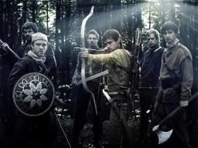Обои Робин Гуд: Робин Гуд, Robin Hood, Банда, Фильмы