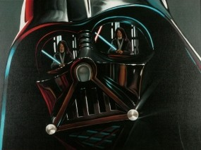 Обои Darth Vader: Darth Vader, Звездные войны, Star Wars, Шлем, Фильмы