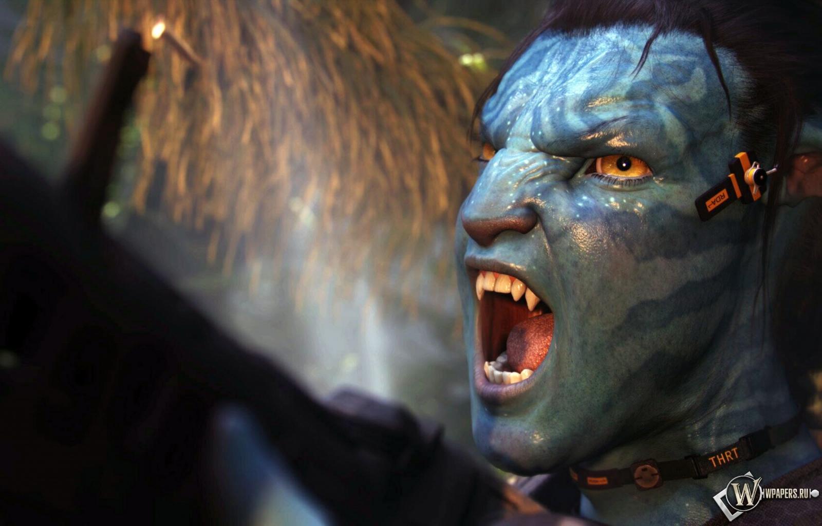 Джейк (Avatar) 1600x1024