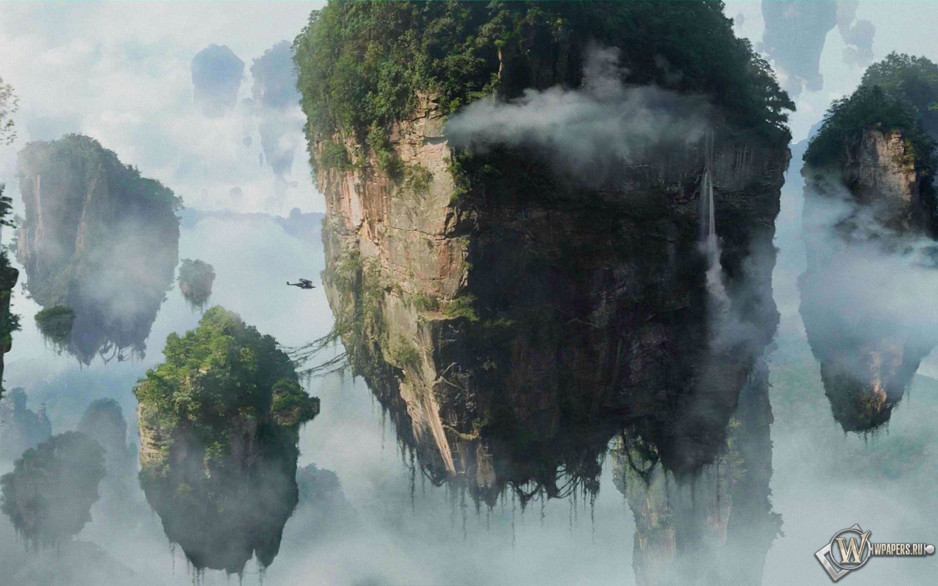 Панорама Пандоры (Avatar) 1920x1200