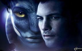 Обои Avatar: Человек, Сэм, Аватар, Avatar