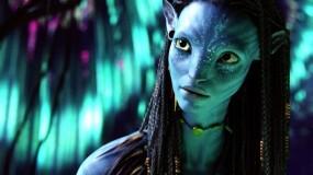 Обои Аватар: Нейтири, Аватар, Синий, Avatar