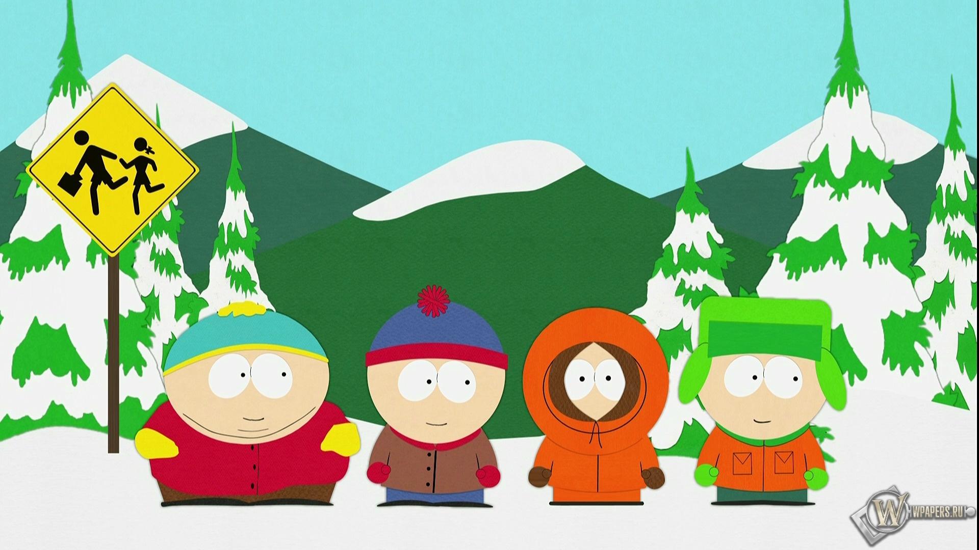 South Park 1920x1080