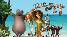 Обои Мадагаскар: Мультфильм, Мадагаскар, Мультфильмы