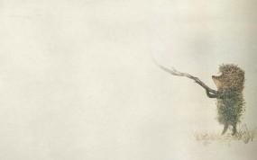 Обои Ежик в тумане: Мультфильм, Ежик, Мультфильмы