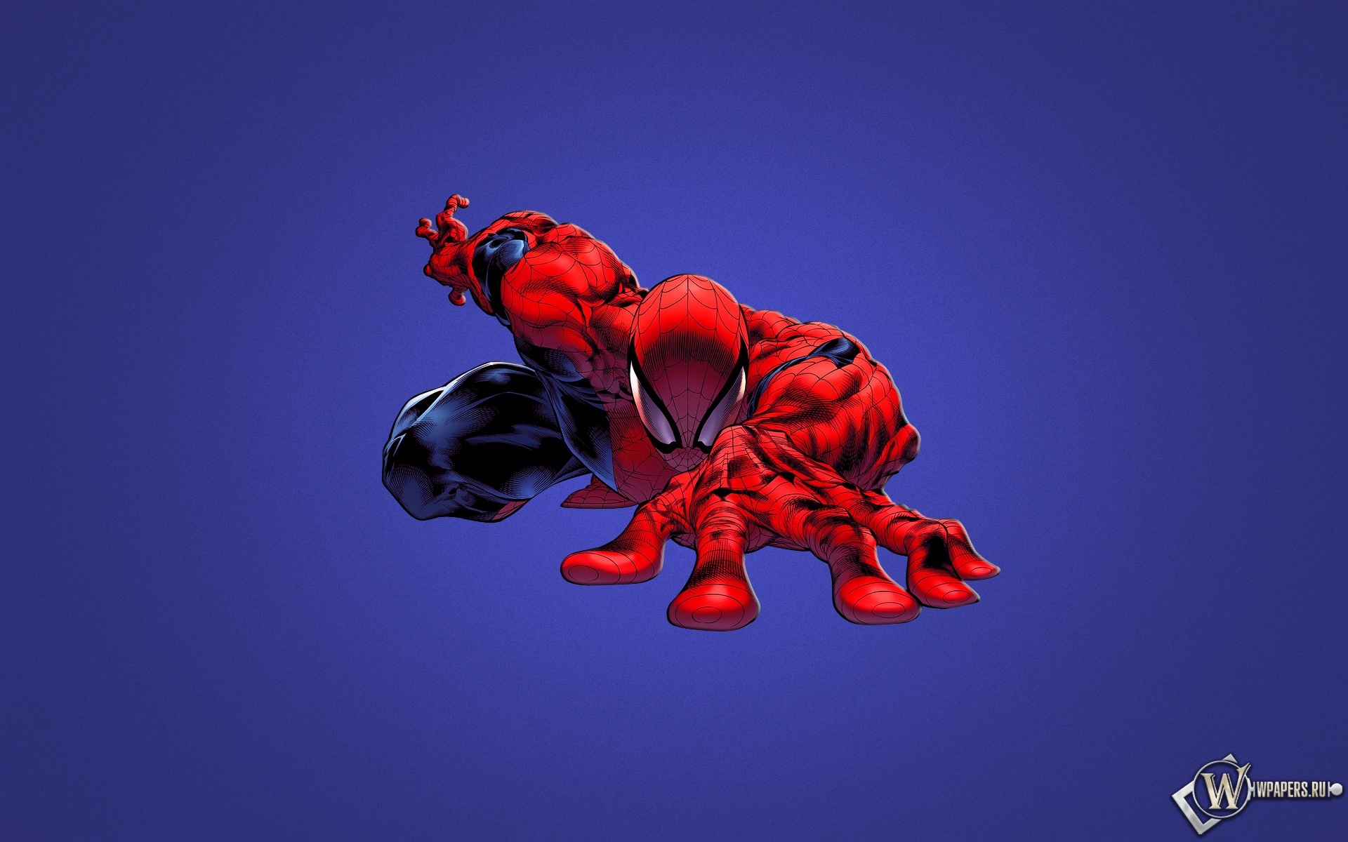 Человек-паук 1920x1200
