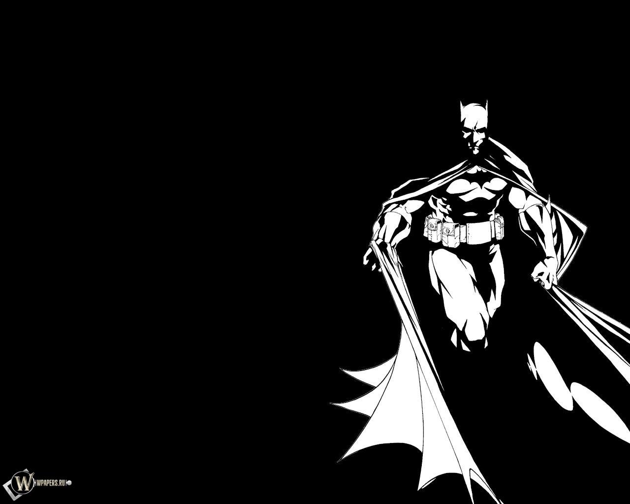 Бетмен 1280x1024