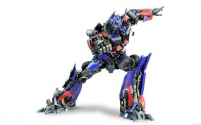 Обои Оптимус Прайм: Оптимус Прайм, Робот, Автобот, Трансформеры