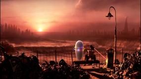 Обои ВАЛЛ-И и Ева: Романтика, Любовь, WALL-E, ВАЛЛ-И, Ева, Мультфильмы