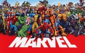 Обои Marvel: Комиксы, Супергерои, Marvel, Мультфильмы