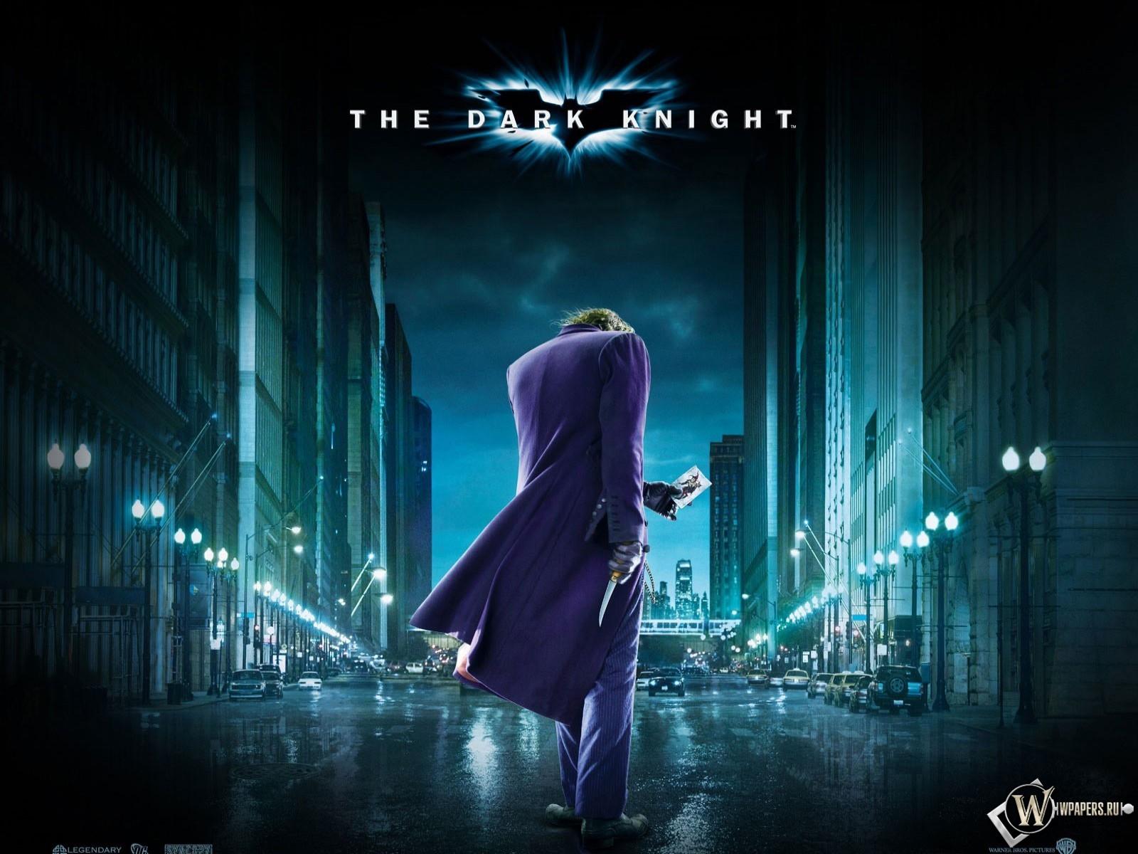 The Dark Knight 1600x1200
