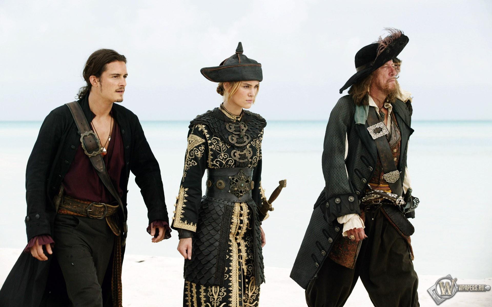 Пираты Карибского Моря 1920x1200