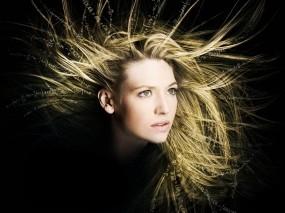 Обои За гранью: Портрет, Сериал, Волосы, Грань, Сериалы