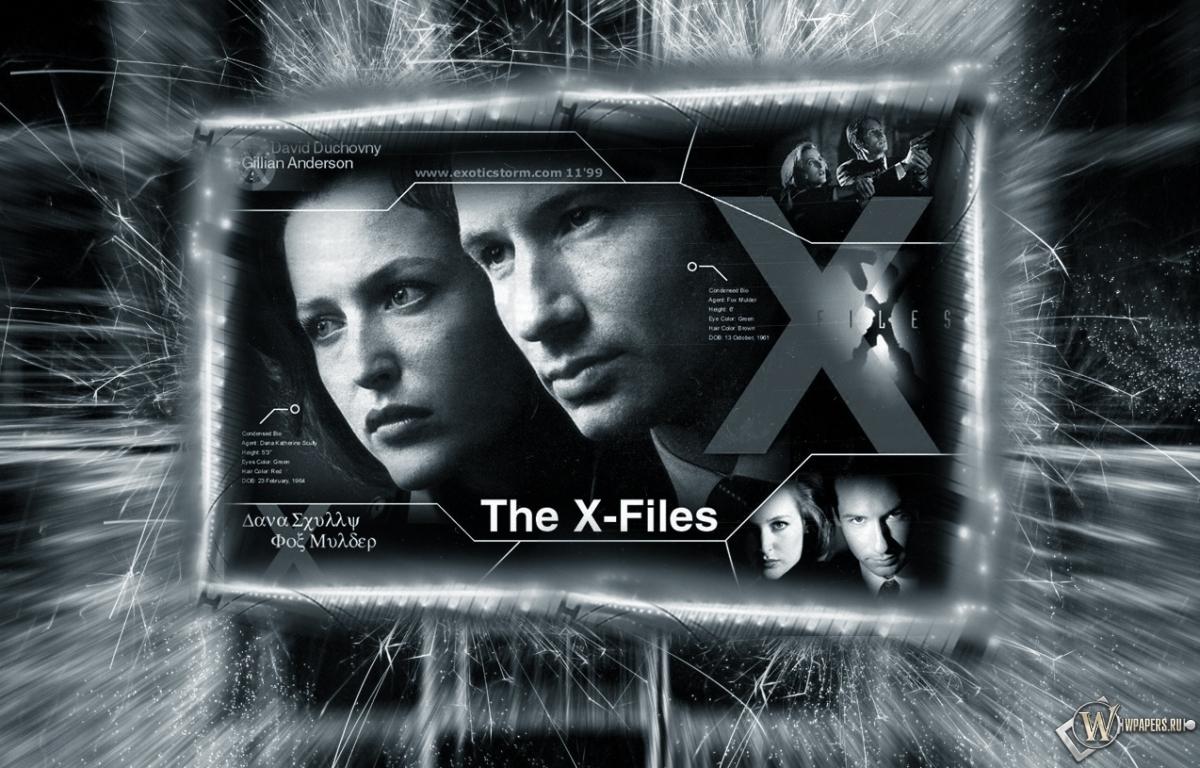 Икс файлы сериал скачать